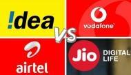 Airtel Vs Jio Vs Vodafone Vs Idea: The best 1GB per day internet plan for you