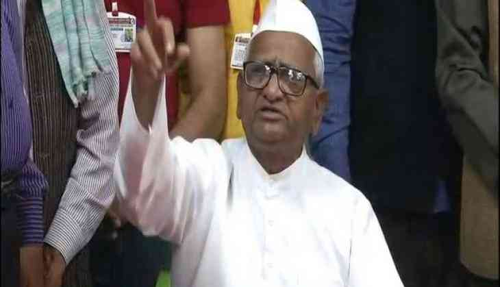 Will Anna Hazare's indefinite hunger strike of 2018 catch the attention as it caught in 2011?