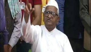 Anna Hazare to observe fast from January 30 for Lokayukta