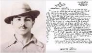 Bhagat Singh death anniversary: Martyr's letter to Sukhdev about love and sacrifices in his life will make you emotional