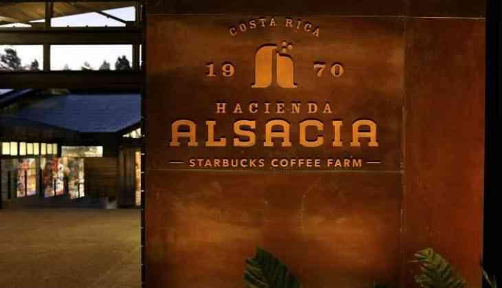 Starbucks turns Costa Rica farm into a travel destination for public