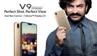 इंतजार खत्मः भारत में लॉन्च हो गया Vivo V9, कीमत कम-फीचर्स ज्यादा