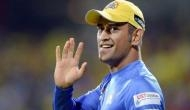 IPL 2018: MS Dhoni has already started practicing in the nets; see video