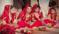 Chaitra Navratri 2018: एक ही दिन होगी अष्टमी और नवमी तिथि, कन्याओं की करें पूजा, पापों से मिलेगी मुक्ति