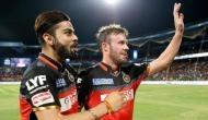 IPL 2018: Who is the best batsman in between Virat Kohli and AB De Villiers? See what RCB skipper replied
