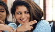 सोशल मीडिया पर फिर से छाई प्रिया प्रकाश, इस बार साधारण लुक के साथ हुई वायरल