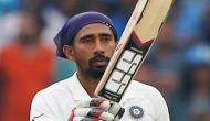 रिद्धिमान साहा ने 20 गेंदों में शतक ठोककर रचा इतिहास, IPLमें बॉलरों की आएगी शामत