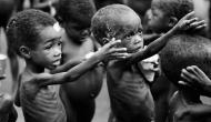 'Starvation' is larger than the hunger index