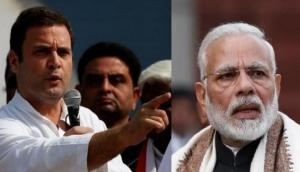 Rahul Gandhi takes a dig at PM Modi after a man walked 1,300 km to remind him of poll promise; BJP points to Congress failure