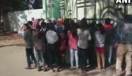 यूनिवर्सिटी की हॉस्टल में सैनेटरी पैड्स देखकर भड़की वार्डन, चेकिंग के नाम पर उतरवाए 40 लड़कियों के कपड़े