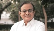 28% GST rate added the Excise, VAT and CST: Former finance minister Chidambaram