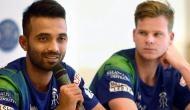 IPL 2018: राजस्थान रॉयल्स ने स्टीव स्मिथ से छीनी कप्तानी, रहाणे पर होगा खिताब जिताने का जिम्मा