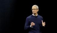 Apple CEO Tim Cook advised students to 'be fearless' like Steve Jobs