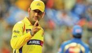 IPL 2018: तो आखिरी ओवरों में इस वजह से बैटिंग करने उतरते हैं धोनी...