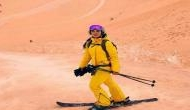 Mysterious Orange snow casts a spell on Eastern Europe