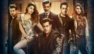 सलमान खान ने ट्वीट कर 'रेस 3' का पोस्टर किया रिलीज, दमदार लुक में सितारे