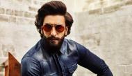 'सिंबा' में सिंघम जैसे दिखेंगे रणवीर, फिल्म का फर्स्ट लुक वायरल