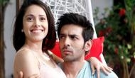 Kartik Aaryan along with his alleged girlfriend were spotted outside a restaurant and no she is not Nushrat Bharucha; see pics
