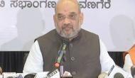 Amit Shah accuses Congress of dividing Hindus in K'taka