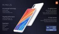 शानदार डिस्प्ले और ड्युअल कैमरे के साथ Xiaomi ने लॉन्च किया Mi MIX 2S