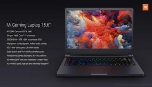 Xiaomi ने लॉन्च किया पतला लेकिन दमदार Mi गेमिंग लैपटॉप