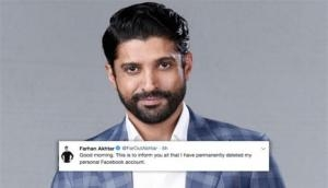 फरहान अख्तर ने डिलीट किया अपना फेसबुक अकाउंट, वजह जानकर हैरान रह जाएंगे आप