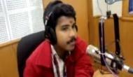 रेडियो जॉकी की स्टूडियो में घुस कर की हत्या