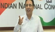 Amit Shah has no business to lecture Congress on Nationalism: Surjewala