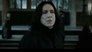 Come fall in love with Snape all over again; watch video in case you missed it.