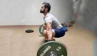 Indian skipper Virat Kohli inspires fans to get fit, after his training session; see video