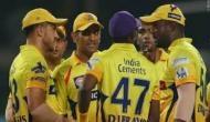 IPL 2018: मुश्किलों में CSK, जाधव और रैना के बाद अब ये बड़ा खिलाड़ी हुआ बाहर
