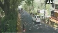 Shocking! Video footage shows accident victim mercilessly left on road