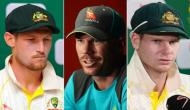 क्रिकेट ऑस्ट्रेलिया ने स्मिथ और वार्नर पर लगाया एक साल का बैन