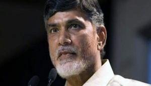 Chandrababu Naidu begins day-long fast over special status to Andhra Pradesh