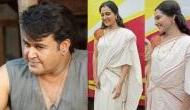 Manju Warrier's look from Mohanlal starrer Odiyan revealed