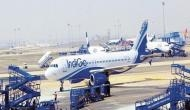 Hyderabad: Indigo flight suffers tyre burst while landing