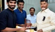 Andhra Pradesh appoints shuttler Srikanth as Deputy Collector