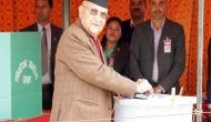 Nepal PM Oli to address nation from district bordering China