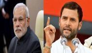 कर्नाटक चुनाव: राहुल ने BJP के घोषणापत्र का किया रिव्यू, दिए इतने स्टार