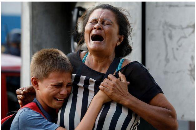 Deaths feared in fiery Venezuela jailbreak attempt — AFP