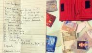 दिल्ली मेट्रो में खोया था पर्स, 11 दिन बाद कोरियर मिला तो आंख रह गईं फटी