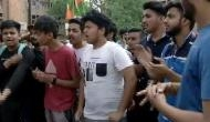 Paper leak: Students protest outside CBSE office
