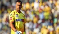 IPL 2018: चेन्नई सुपर किंग्स के इवेंट में भावुक हुए धोनी, टीम को लेकर कही ये बात, वीडियो वायरल