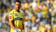 IPL 2018: CSK skipper MS Dhoni reveals that he only shares his secrets to this person, no it's not her wife Sakshi