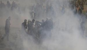 15 Palestinians killed in Gaza protests