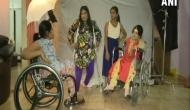Hyderabad: Contestants of differently-abled beauty pageant participate in photoshoot