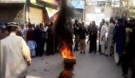 PoK residents protest against Pak brutalities