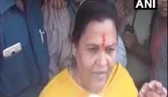 Uma Bharti miffed at Opposition for politicising Ambedkar's name change