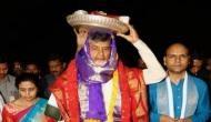 आंध्र प्रदेश: रामनवमी जुलूस के दौरान बड़ा हादसा, बाल-बाल बचे CM चंद्रबाबू नायडू