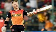 IPL 2018: सनराइजर्स हैदराबाद में वॉर्नर की जगह खेलेगा ये धाकड़ बल्लेबाज